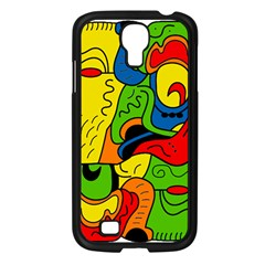 Mexico Samsung Galaxy S4 I9500/ I9505 Case (Black)