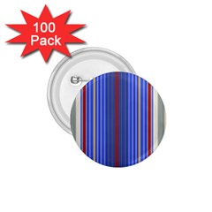 Colorful Stripes 1 75  Buttons (100 Pack)