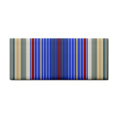 Colorful Stripes Cosmetic Storage Cases