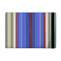 Colorful Stripes Apple iPad Mini Flip Case