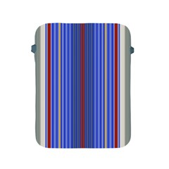 Colorful Stripes Apple iPad 2/3/4 Protective Soft Cases
