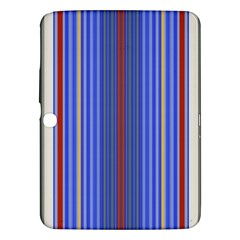 Colorful Stripes Samsung Galaxy Tab 3 (10.1 ) P5200 Hardshell Case