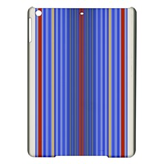 Colorful Stripes iPad Air Hardshell Cases
