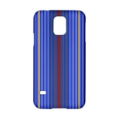 Colorful Stripes Samsung Galaxy S5 Hardshell Case