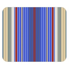 Colorful Stripes Double Sided Flano Blanket (Small)