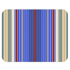 Colorful Stripes Double Sided Flano Blanket (Medium)