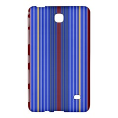 Colorful Stripes Samsung Galaxy Tab 4 (8 ) Hardshell Case