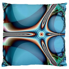 Fractal Beauty Large Cushion Case (Two Sides)