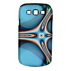 Fractal Beauty Samsung Galaxy S III Classic Hardshell Case (PC+Silicone)