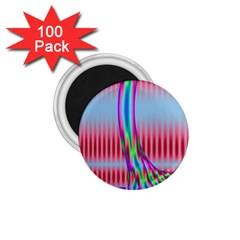 Fractal Tree 1.75  Magnets (100 pack)