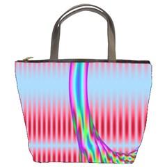 Fractal Tree Bucket Bags
