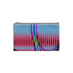 Fractal Tree Cosmetic Bag (Small)