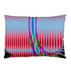 Fractal Tree Pillow Case (Two Sides)