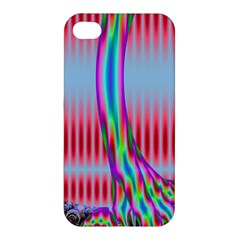 Fractal Tree Apple iPhone 4/4S Premium Hardshell Case