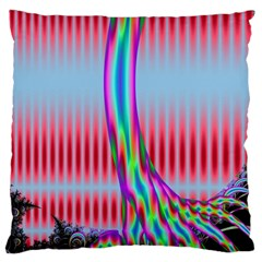 Fractal Tree Large Cushion Case (Two Sides)