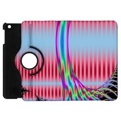 Fractal Tree Apple iPad Mini Flip 360 Case