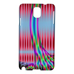 Fractal Tree Samsung Galaxy Note 3 N9005 Hardshell Case