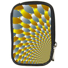 Fractal Spiral Compact Camera Cases