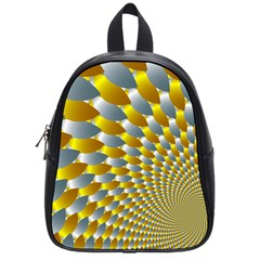 Fractal Spiral School Bags (small)
