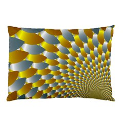 Fractal Spiral Pillow Case (Two Sides)