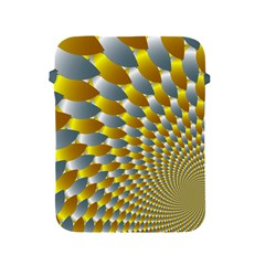 Fractal Spiral Apple iPad 2/3/4 Protective Soft Cases