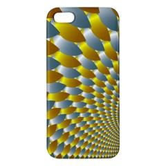 Fractal Spiral iPhone 5S/ SE Premium Hardshell Case