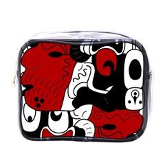 Mexico Mini Toiletries Bags