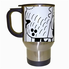 Mexico Travel Mugs (White)