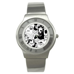 Mexico Stainless Steel Watch