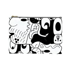 Mexico Cosmetic Bag (Large)