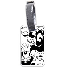 Mexico Luggage Tags (One Side)