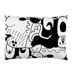 Mexico Pillow Case (Two Sides)