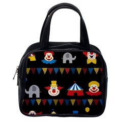 Circus  Classic Handbags (One Side)