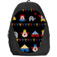 Circus  Backpack Bag