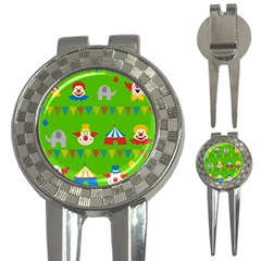 Circus 3-in-1 Golf Divots