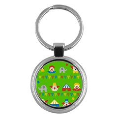 Circus Key Chains (Round)