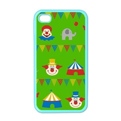 Circus Apple iPhone 4 Case (Color)