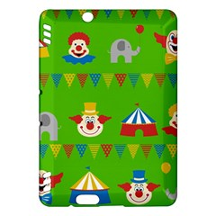 Circus Kindle Fire HDX Hardshell Case
