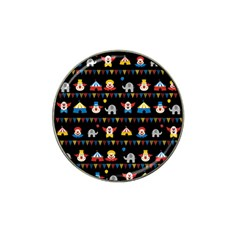 Circus Hat Clip Ball Marker