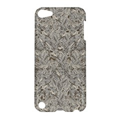 Silver Tropical Print Apple iPod Touch 5 Hardshell Case