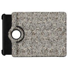 Silver Tropical Print Kindle Fire HD 7