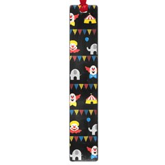 Circus Large Book Marks