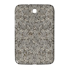 Silver Tropical Print Samsung Galaxy Note 8.0 N5100 Hardshell Case