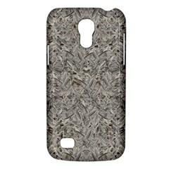 Silver Tropical Print Galaxy S4 Mini
