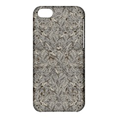 Silver Tropical Print Apple iPhone 5C Hardshell Case