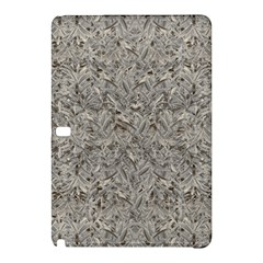 Silver Tropical Print Samsung Galaxy Tab Pro 12.2 Hardshell Case