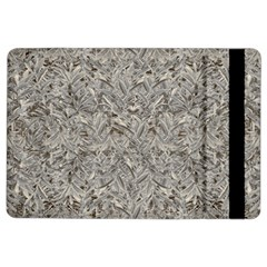 Silver Tropical Print iPad Air 2 Flip