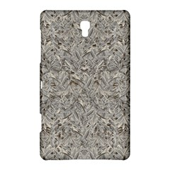 Silver Tropical Print Samsung Galaxy Tab S (8.4 ) Hardshell Case