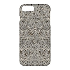 Silver Tropical Print Apple iPhone 7 Plus Hardshell Case
