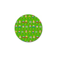 Circus Golf Ball Marker (4 pack)